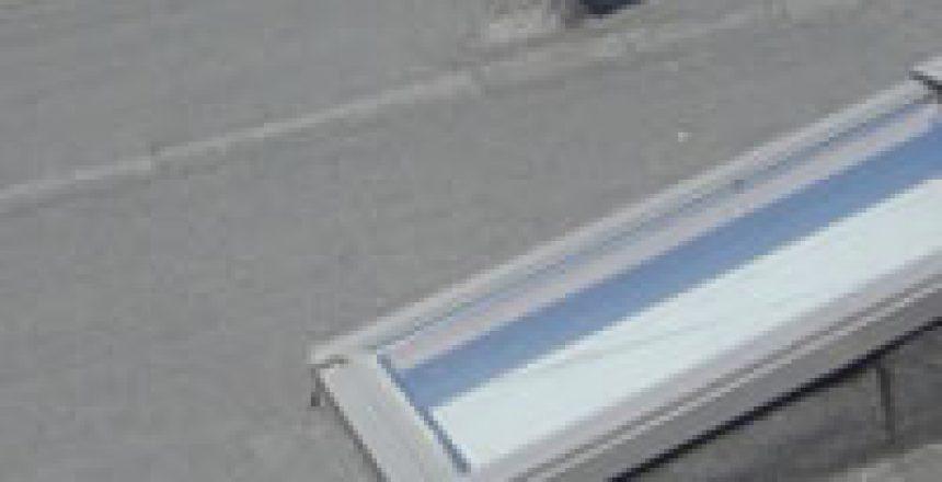 Flat Roof in Preston